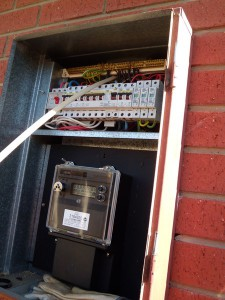 Meter Box Integration....