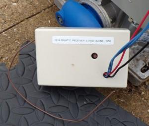 Glidermatic Receiver Box