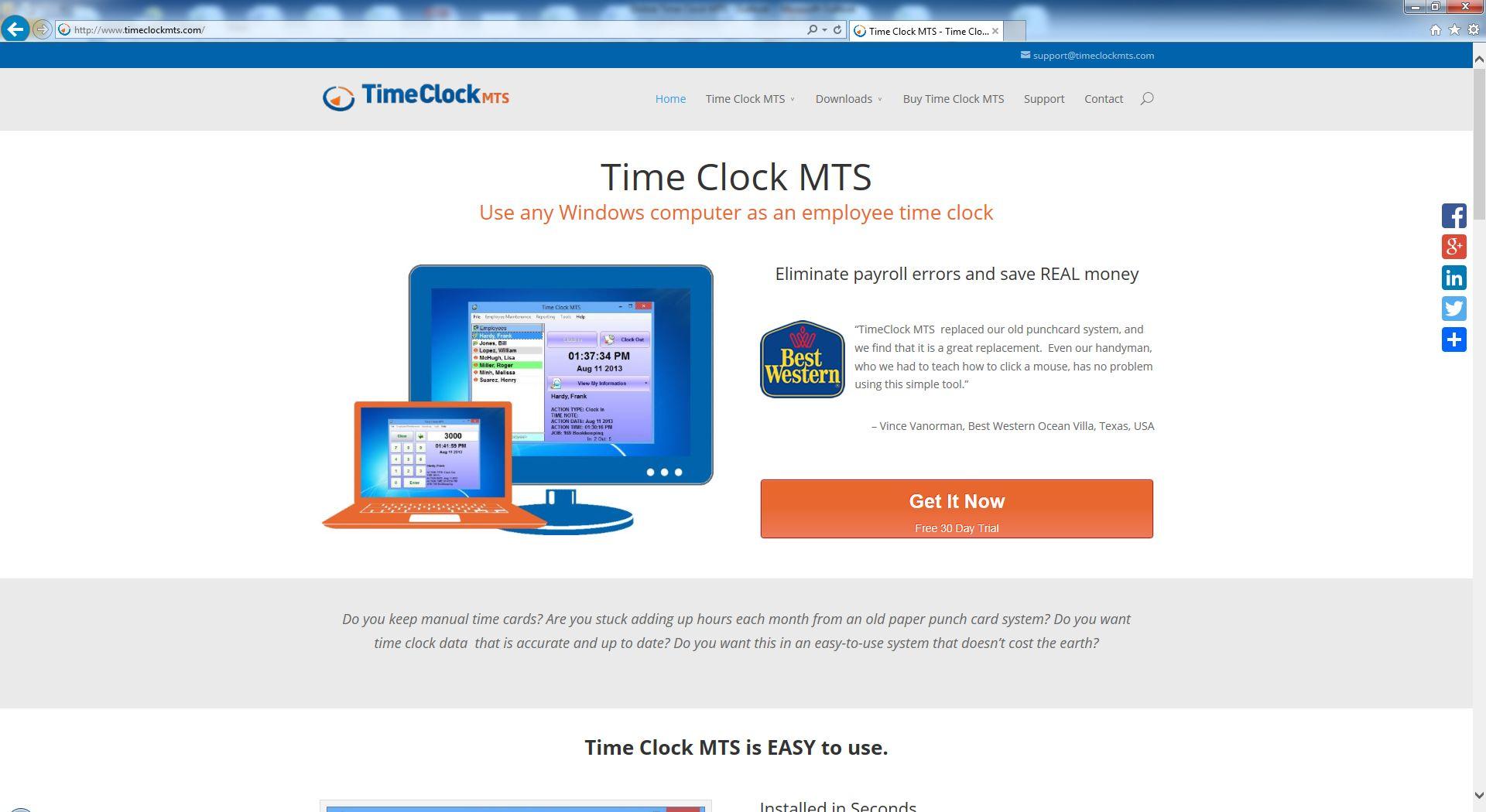 Timeclockmts
