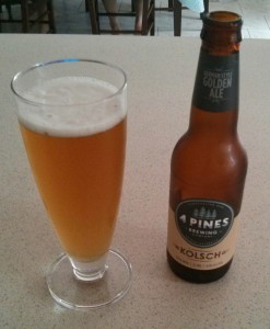 4 Pines Brewing Kolsch