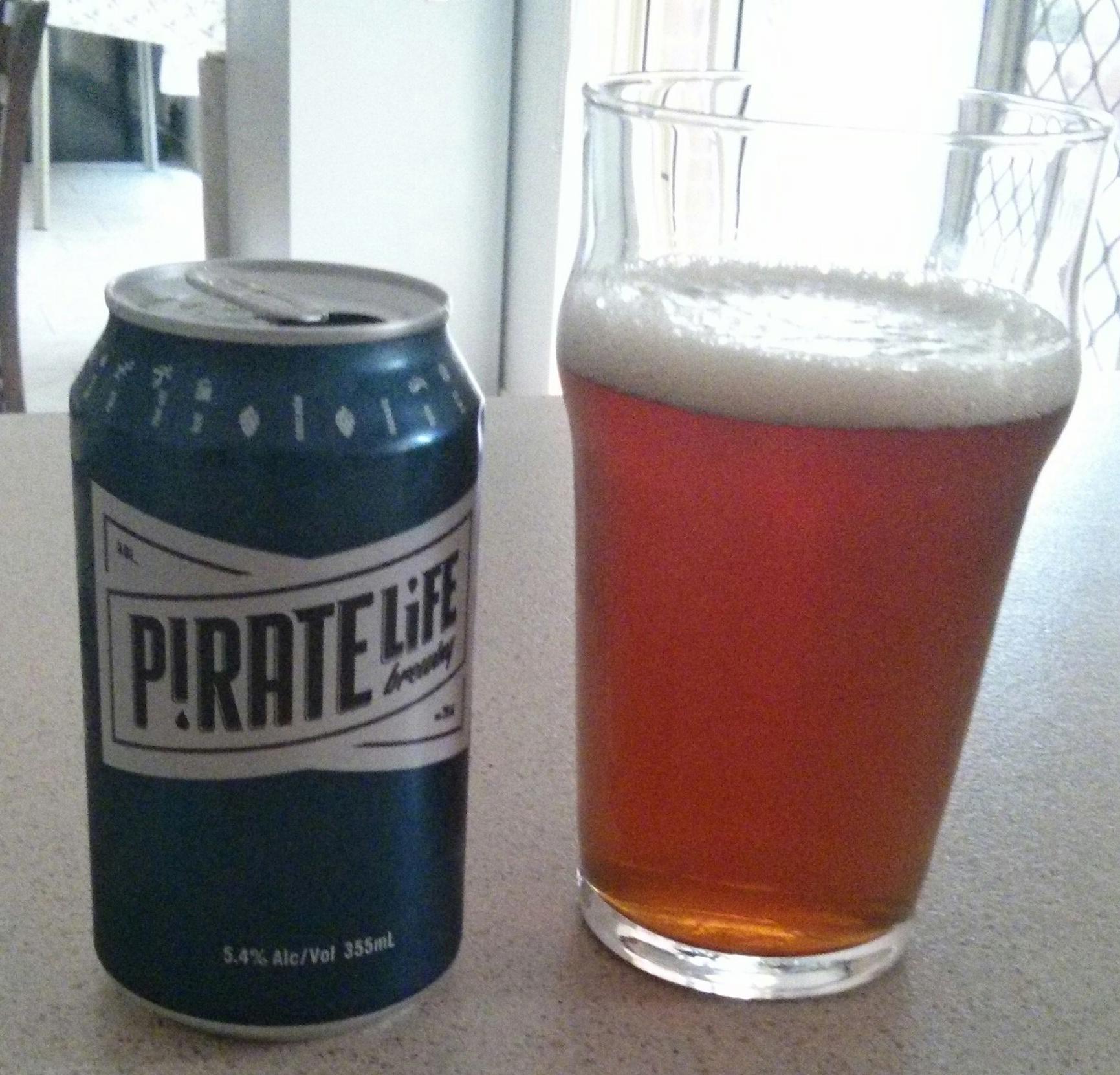 Pirate Life Pale Ale